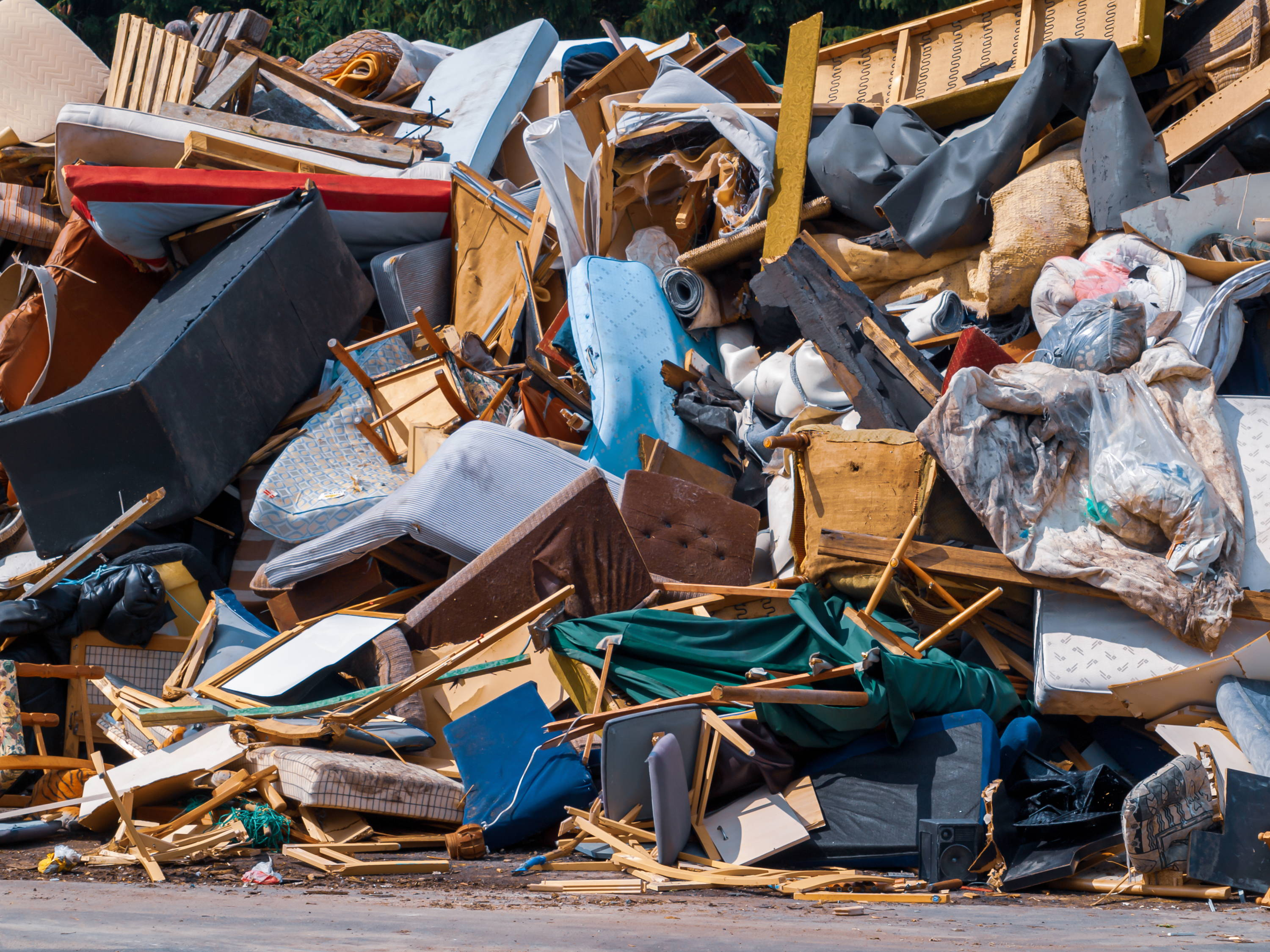 Furniture waste is a common feature of landfills. We're working to change that.