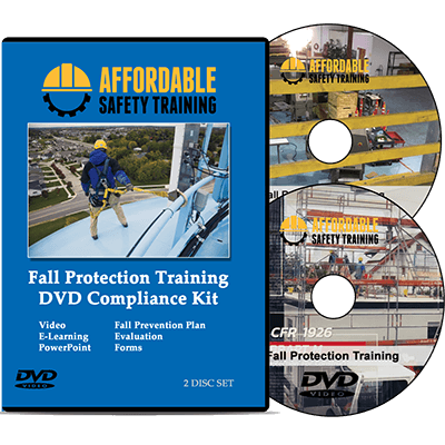 OSHA Fall Protection Training Kit