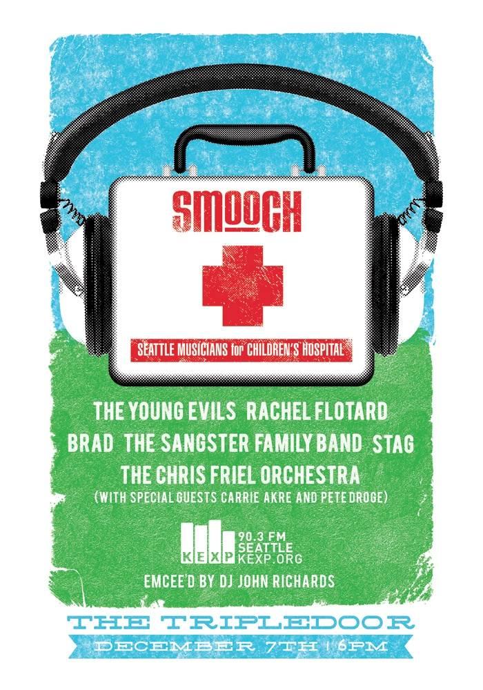 SMOOCH 2012 Poster