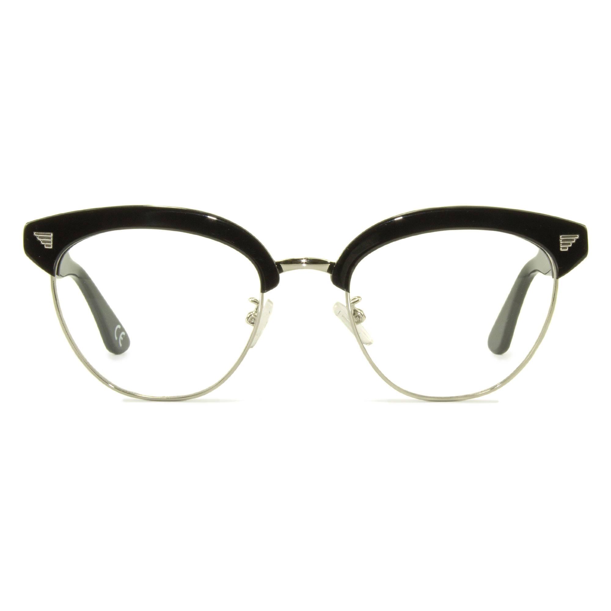 Joiuss malcolm black glasses