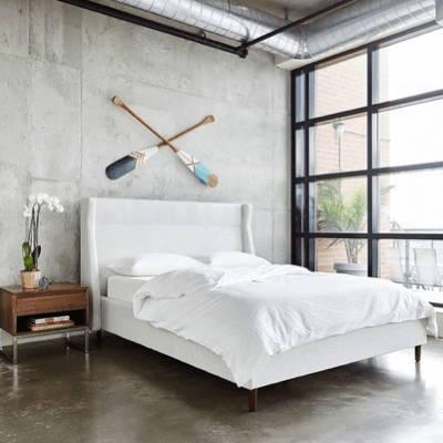 Modern Beds - Platform Beds