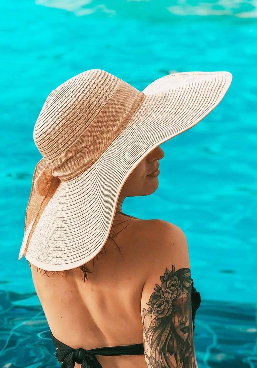 protéger un tatouage du soleil