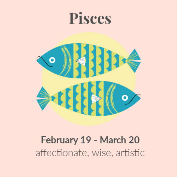 The Perfect Color Lenses for Star Sign Pisces | Feb 19 - Mar 20