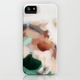 Gracelia iPhone Case by Parima Studio