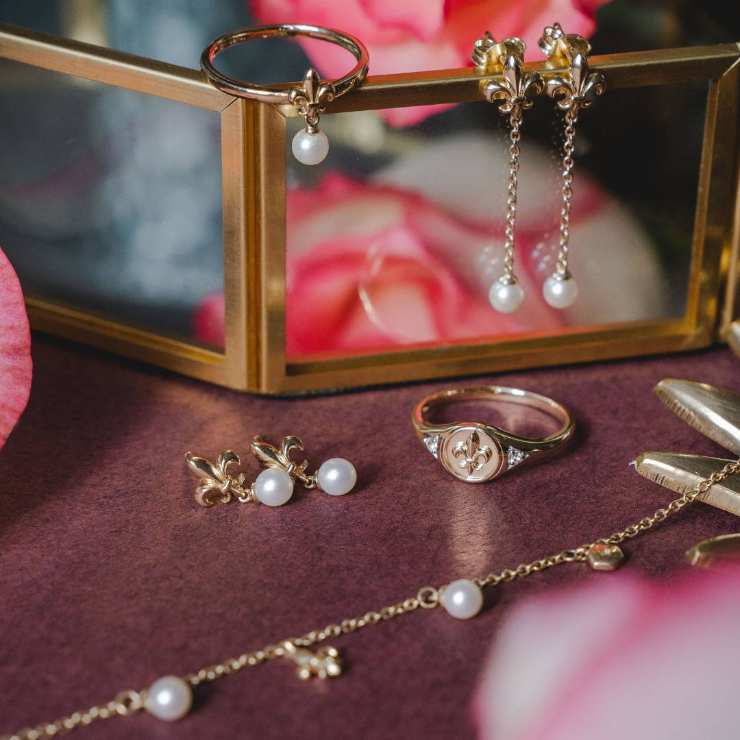 ECFEW Joan D'Arc Inspired Jewellery