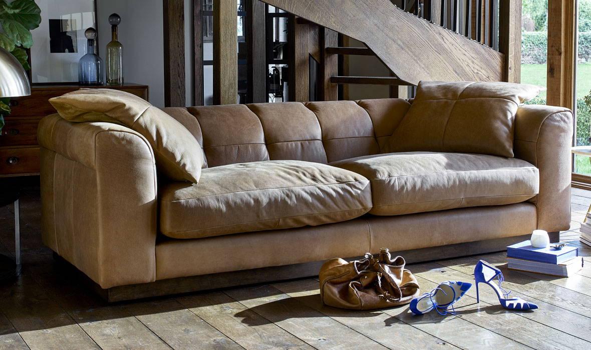 Alfie Sofa Collection