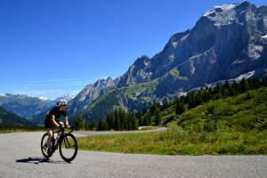 Road Cycling Pacing
