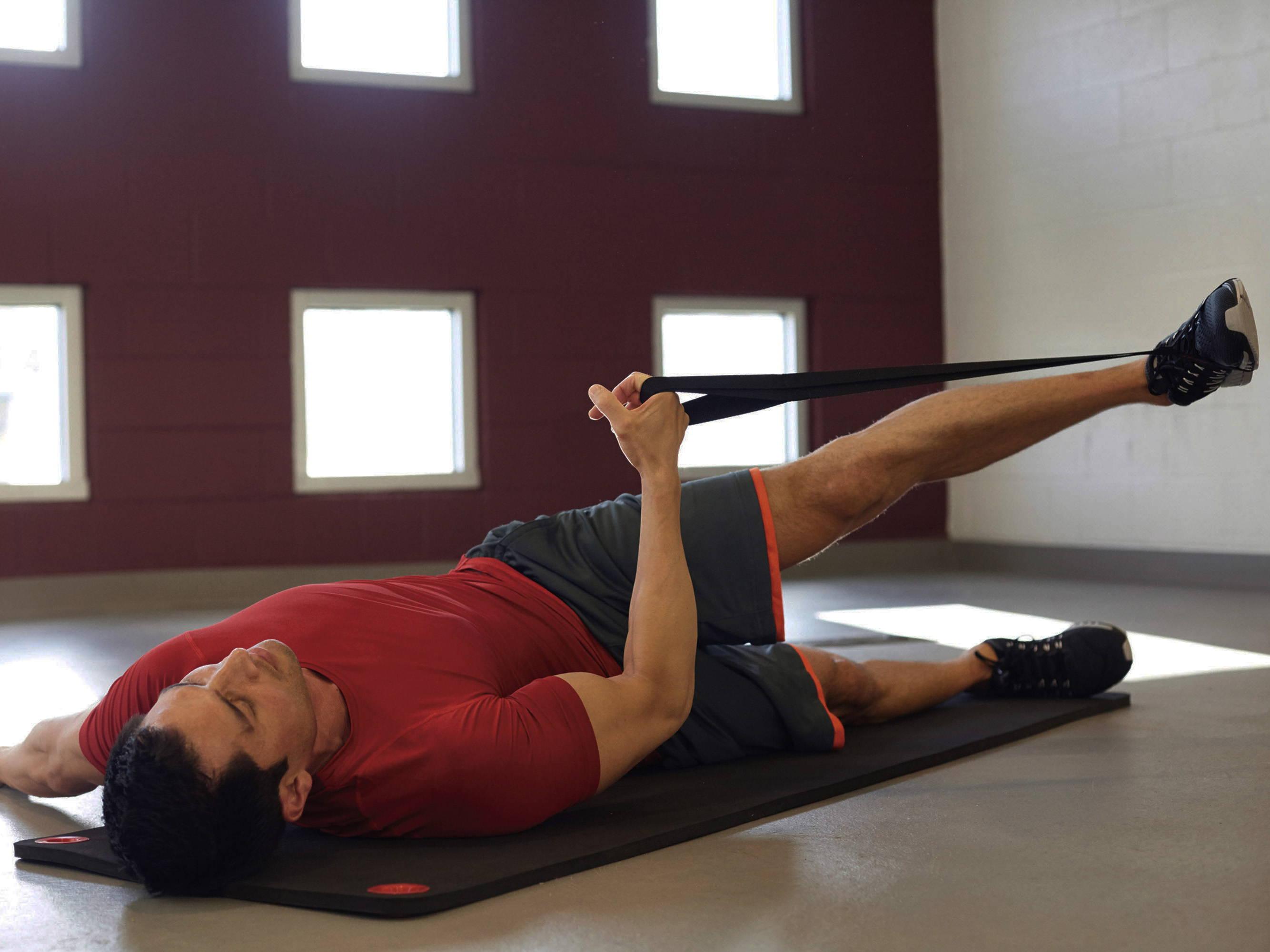 Xerstretch strap exercises