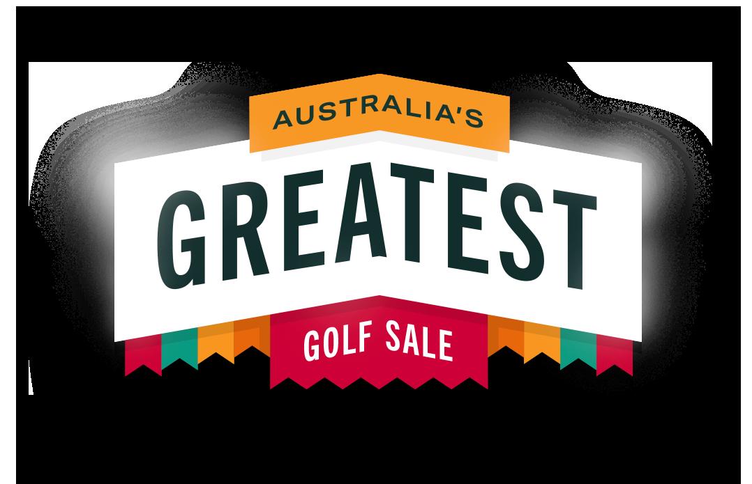 Australia's Greatest Online Golf Sale