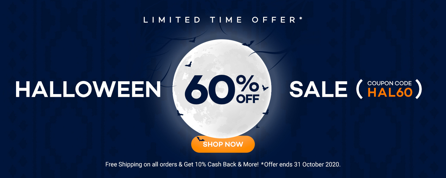 Haloween Sale