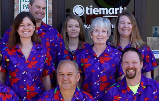 About TieMart
