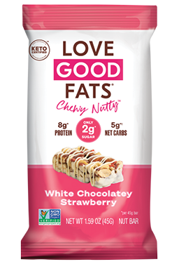 White Chocolatey Strawberry