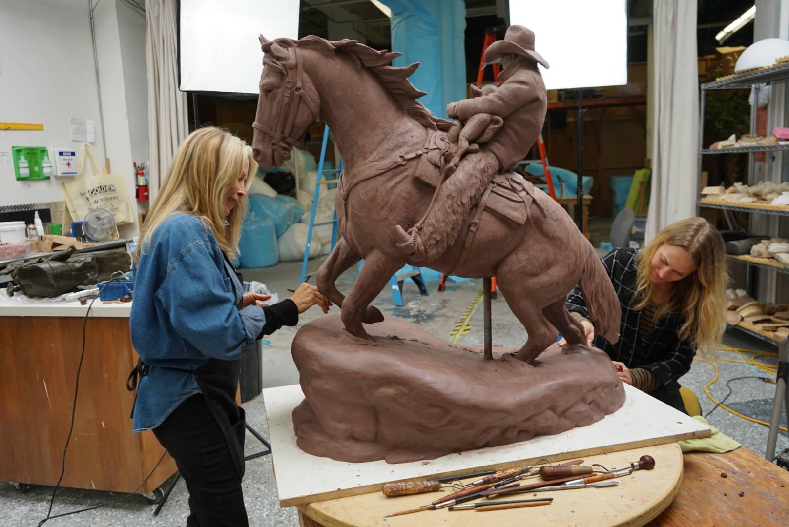 Star Liana York Sculpture Workshop. Sorrel Sky Gallery. Artist Workshops. Artist Workshop. Sorrel Sky Workshop. Santa Fe Art Gallery. Santa Fe Workshop. Durango Workshop.
