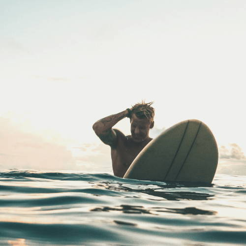 Surfers Are Fit