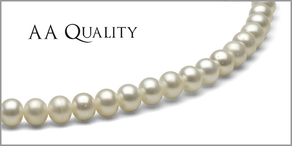Freshwater Pearl Grading AA Quality Pearls