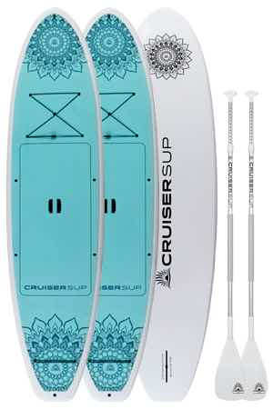 Cruiser SUP Balance 2 pack paddle board package