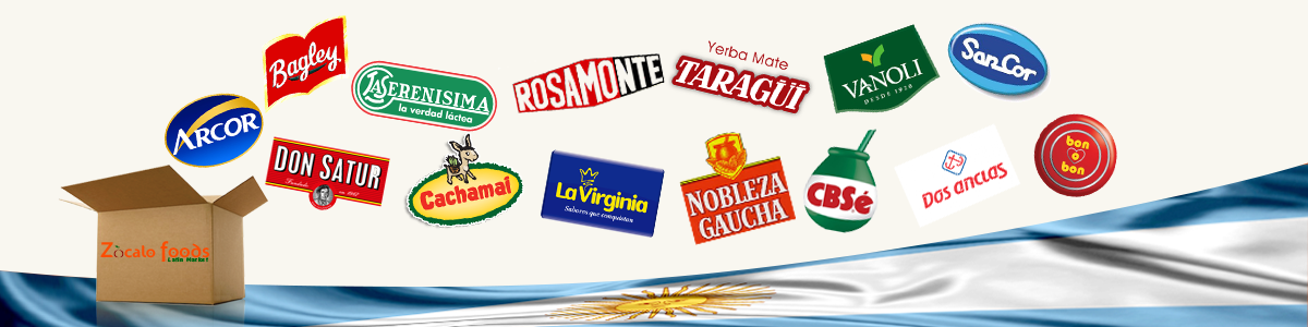 Buy products from Argentina online