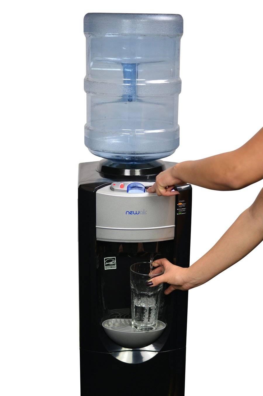 Water Dispenser Basics – How Do They Work? – NewAir