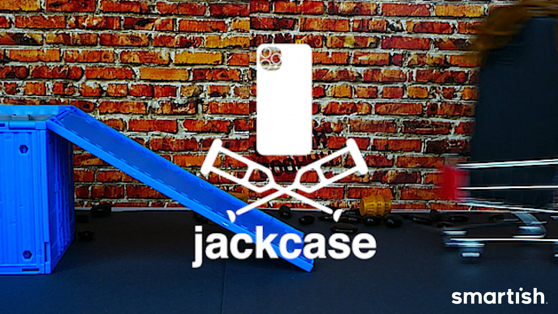 JackCASE - a Smartish Parody (Jackass)