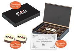 Diwali Corporate Gifts (12 Chocolates - 100 Box)