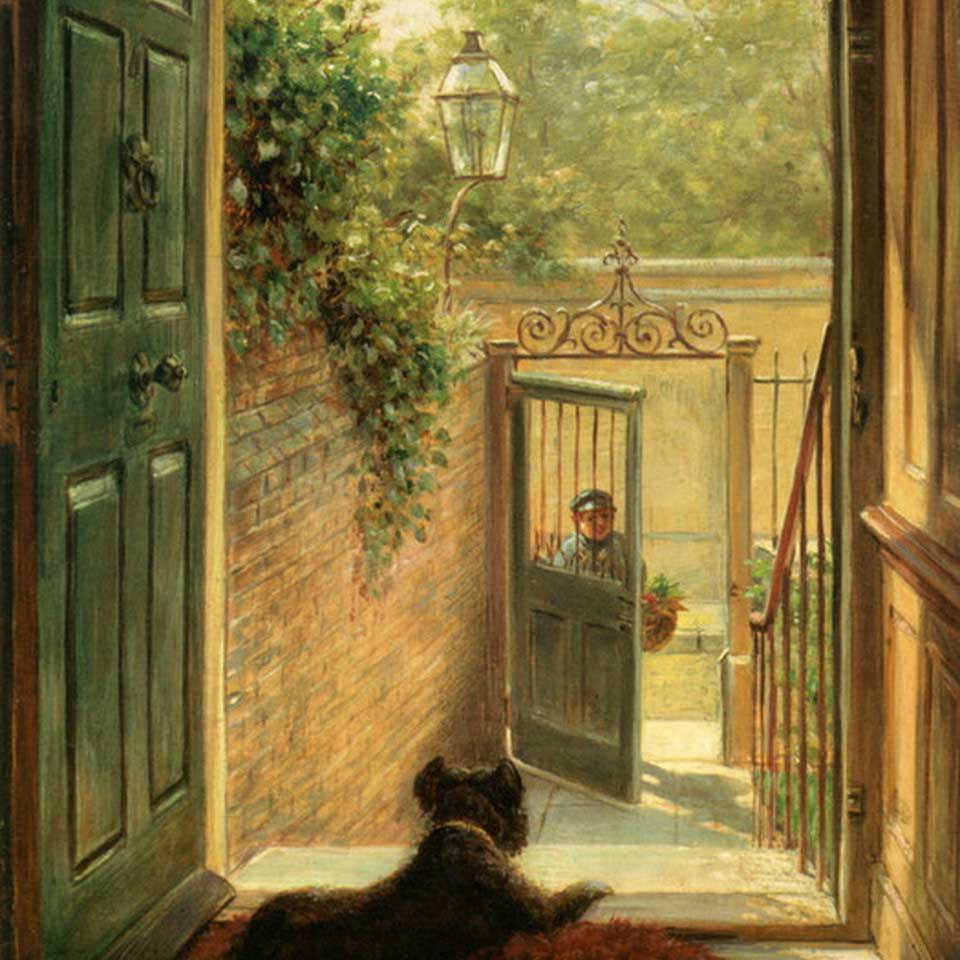 Edward Lamson Henry Art
