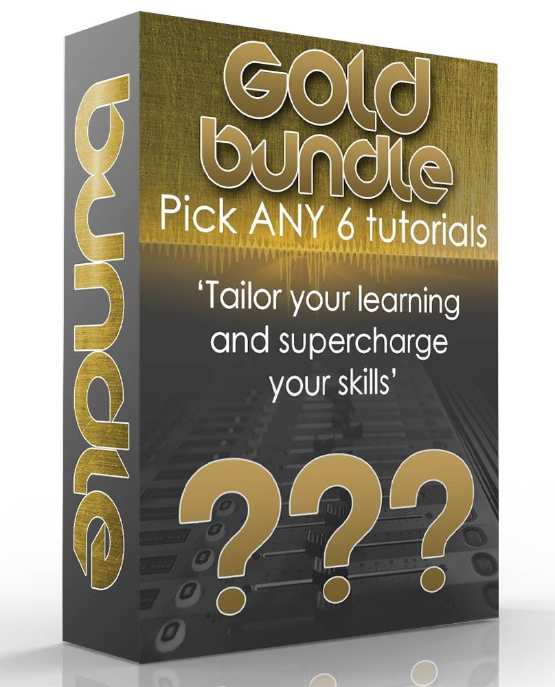 Born To Produce Music Production Tutorials Gold Bundle