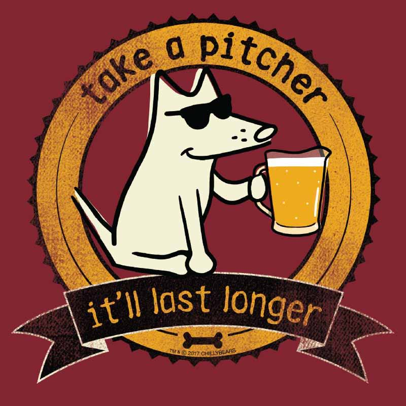 Shop teddy the dog take a pitcher it'll last longer