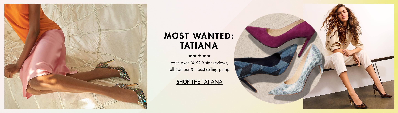 Most Wanted Tatiana