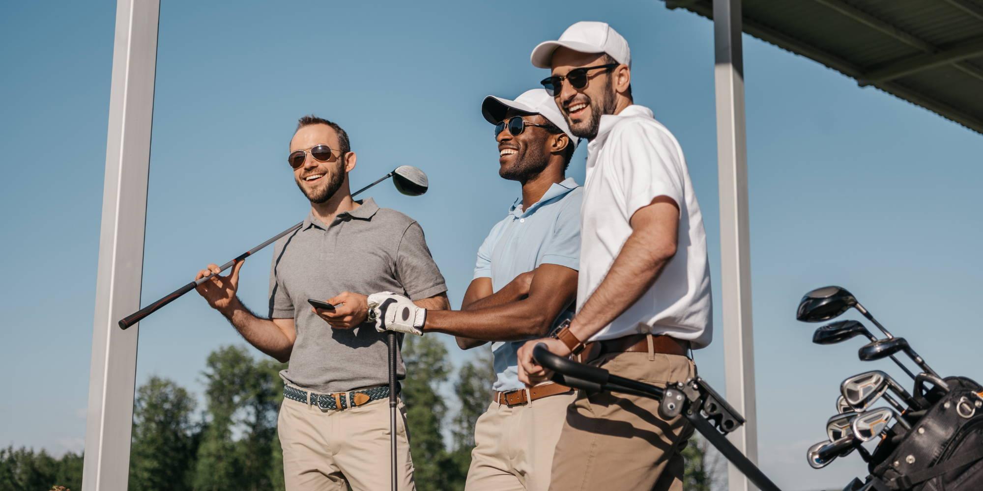 Is your Golf Nutrition Below Par?