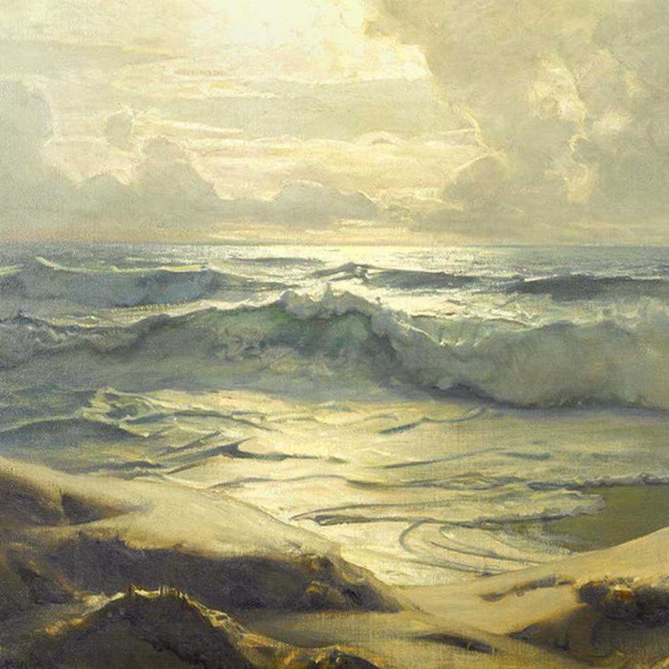 Frederick Judd Waugh Art