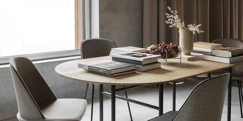 Browse modern dining room tables on sale