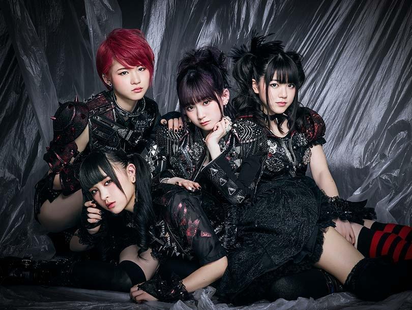 LADYBABY Kawaii metal idol group JPU Records