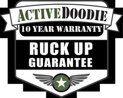 Active Doodie Dad Diaper Bag Warranty