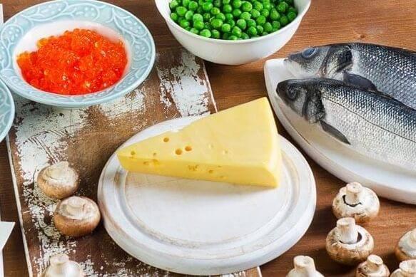 Die Ketogene Ernährung setzt auf eiweißhaltige Lebensmittel