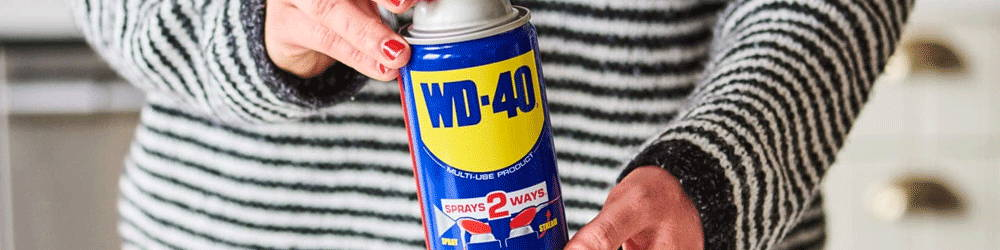 WD40 - What is it and what can you use it for?