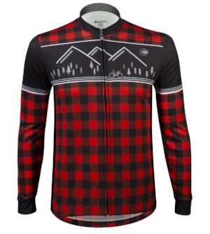 Lumberjack Cycling Jersey