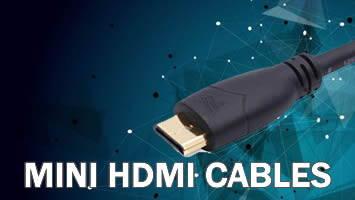 Mini HDMI Cables