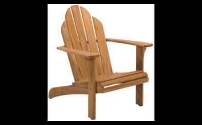 Gloster Teak  Adirondack Chair