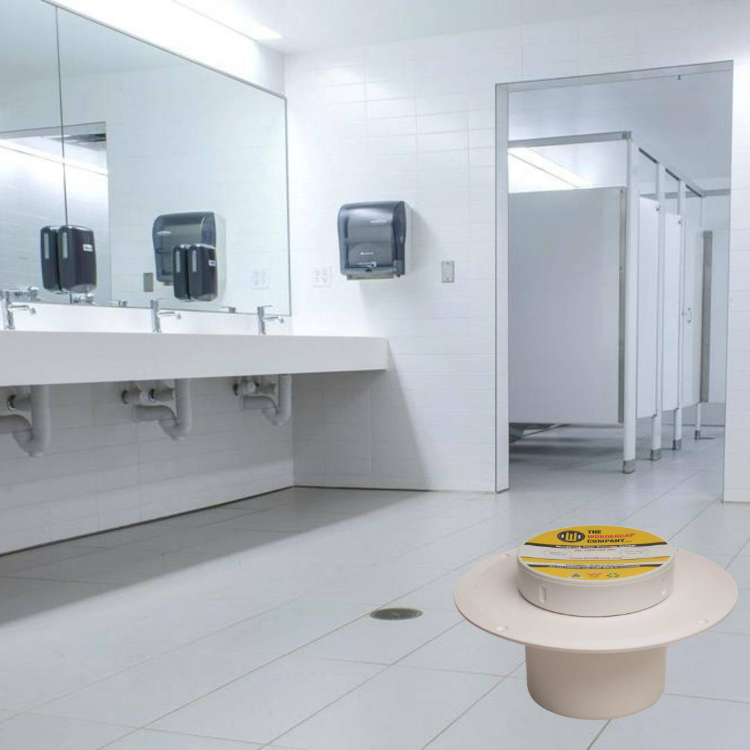 Rettro Kit being used for the commercial bathroom
