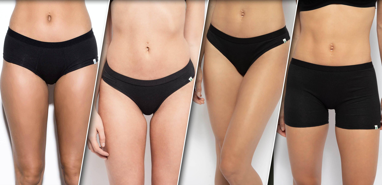 Womens Underwear Styles