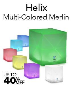 Helix Multi-Colored Merlin