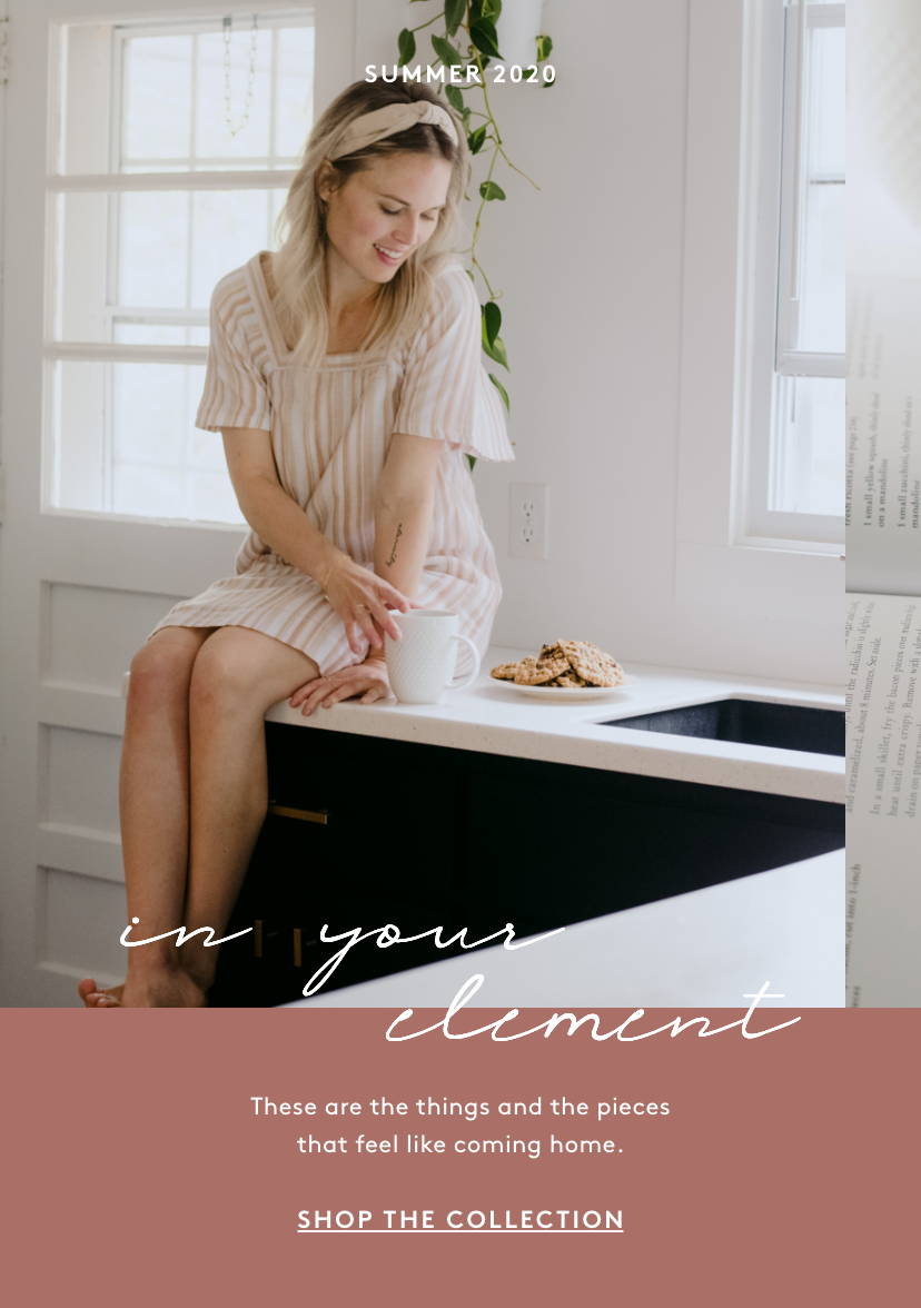 in your element collection