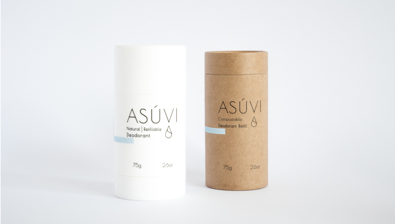 ASUVI original and refill
