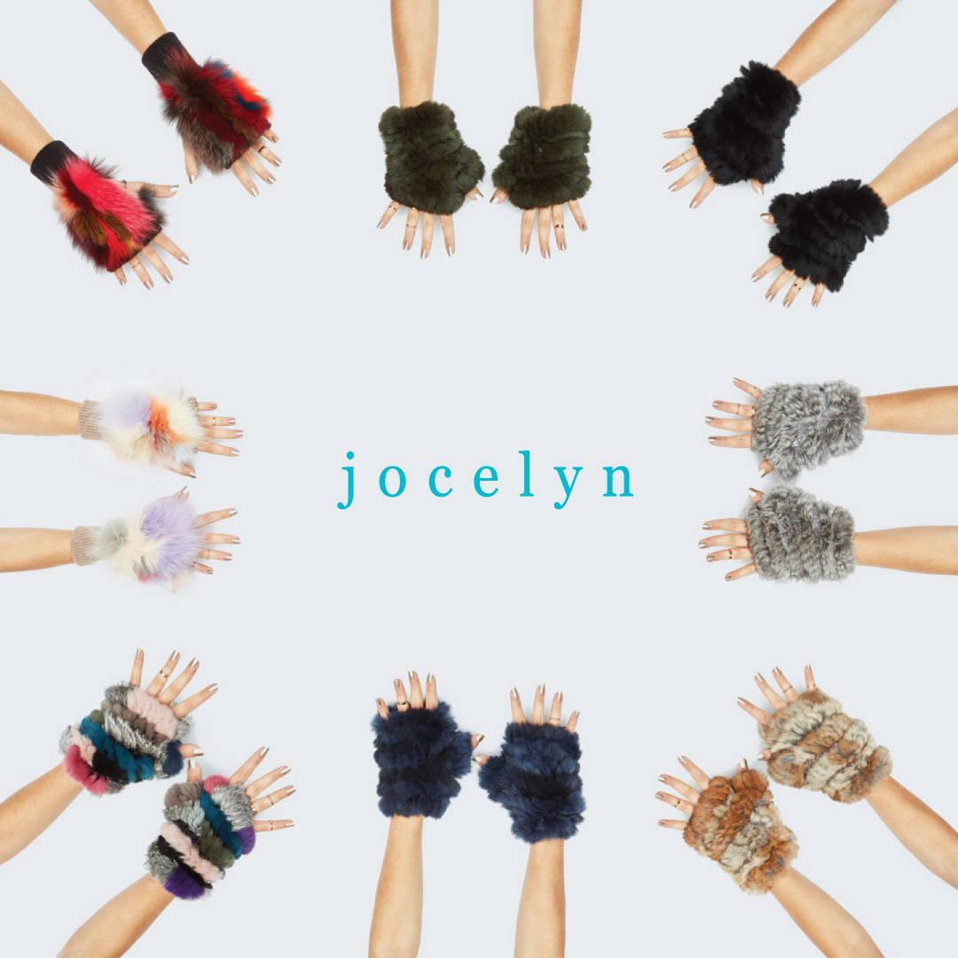 Jocelyn mittens are SO cute!