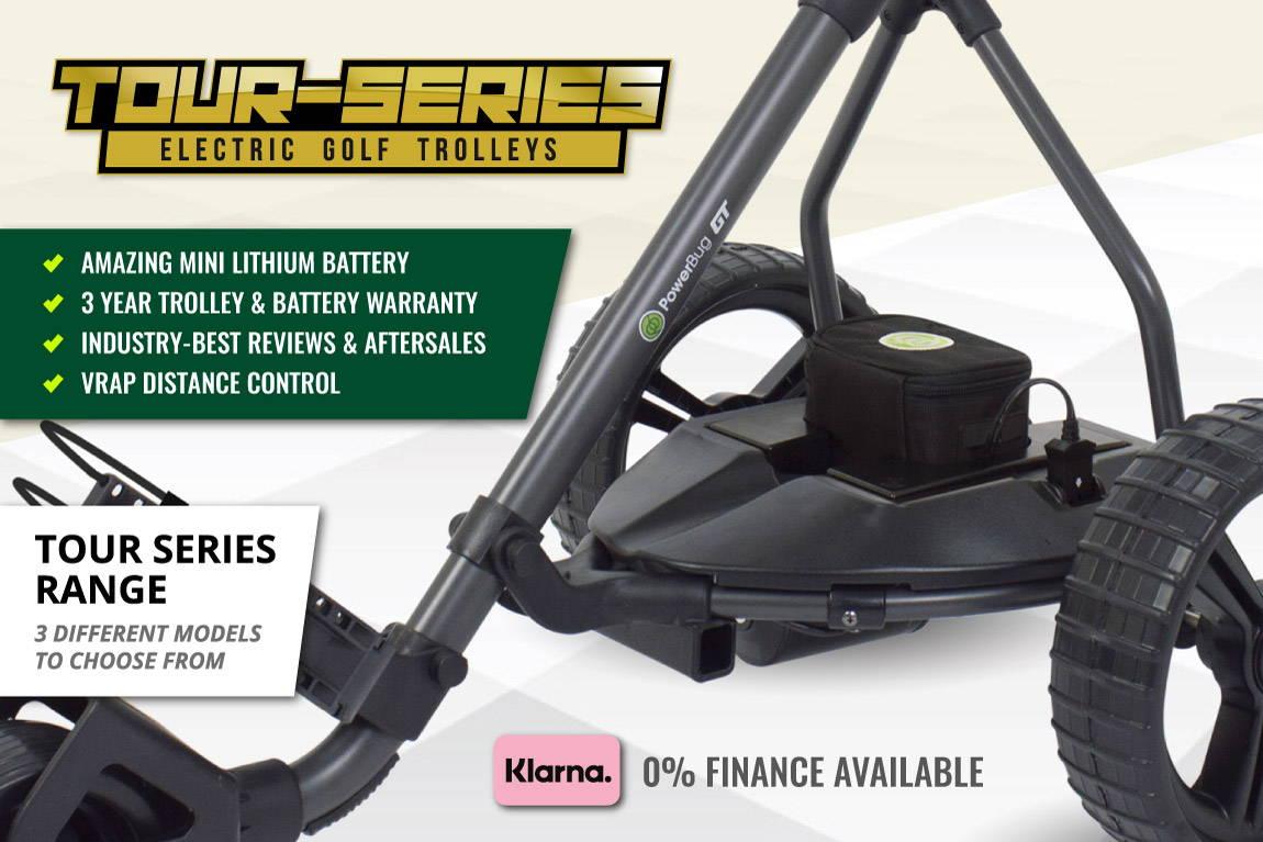 PowerBug Electric Trolley GT Lithium