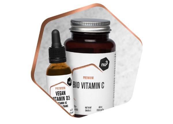 nu3  Vitamines premium