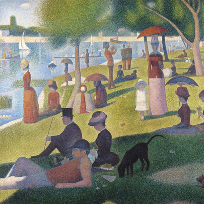 Georges Seurat Art