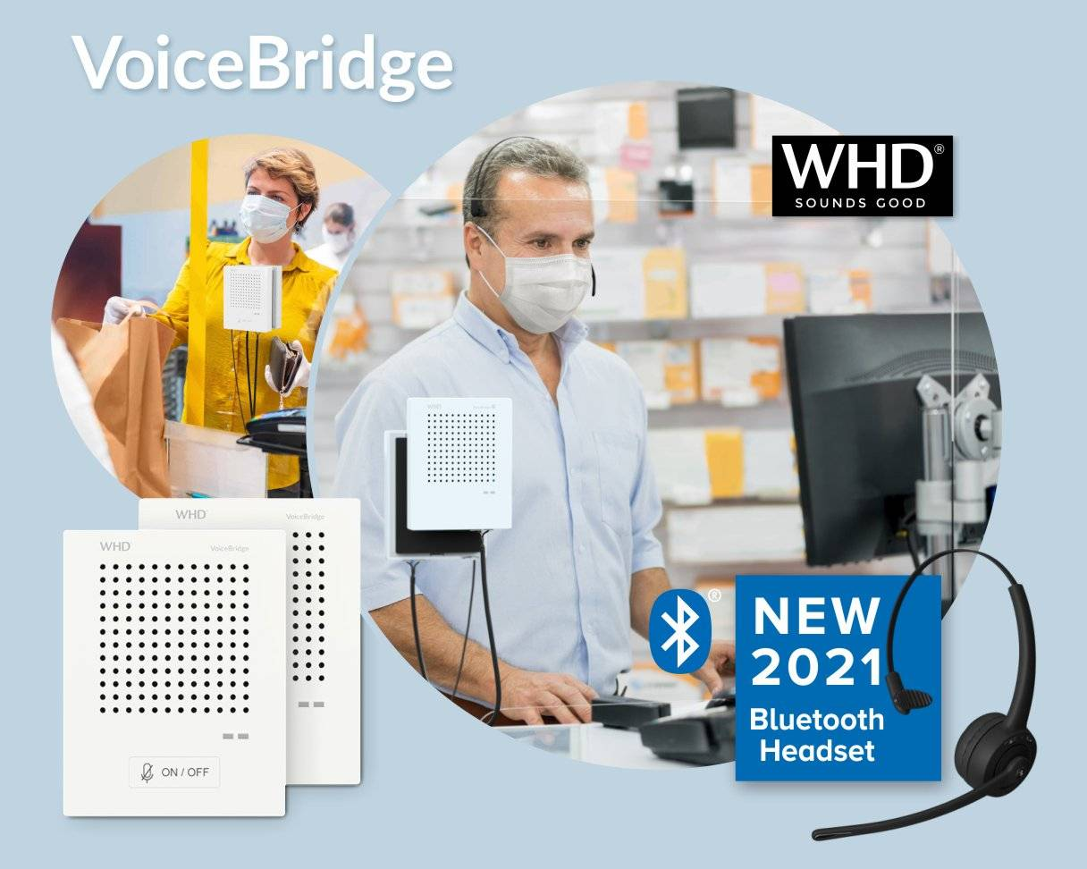 Speech Transfer system from glass screens by VoiceBridge