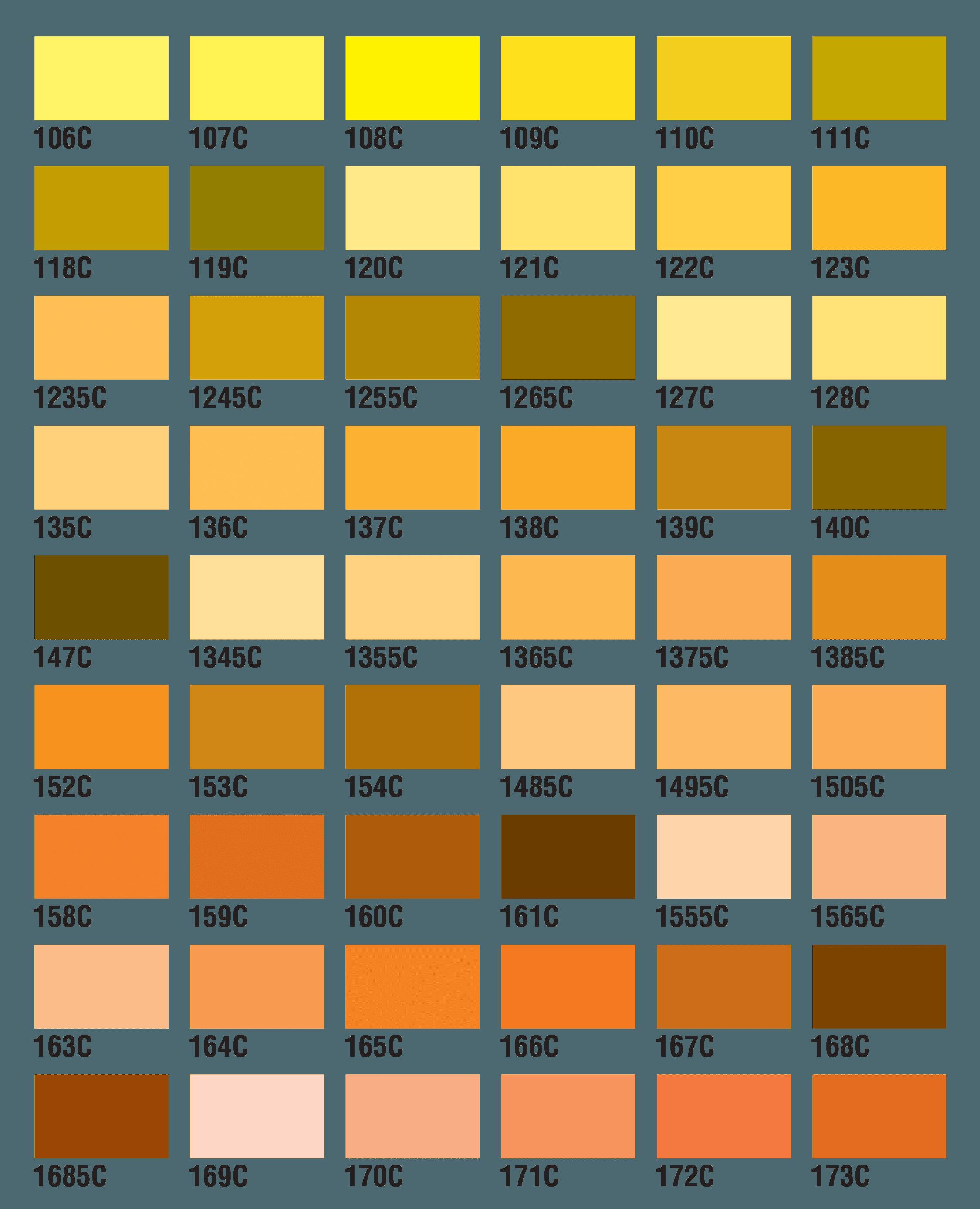 PMS Colors 2