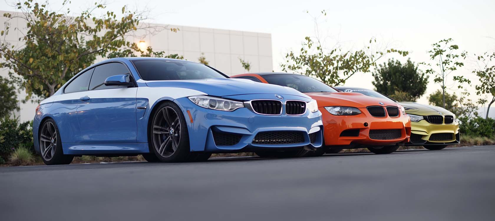 vf enginnering tuned bmws